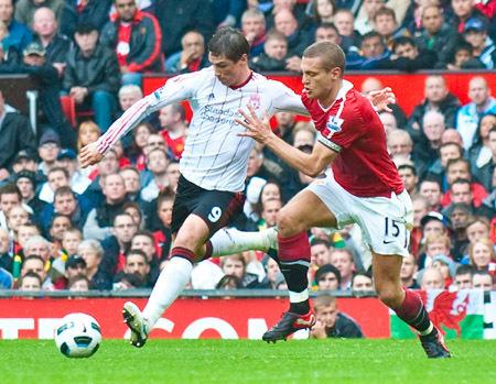 Nando Liverpool(2) vs Manchester United(3)