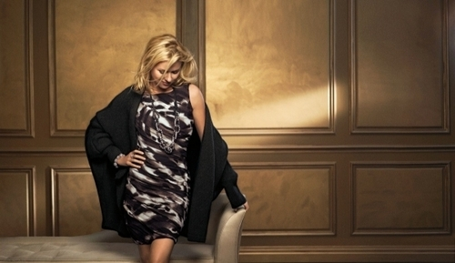 Naomi Watts - Ann Taylor Photoshoot