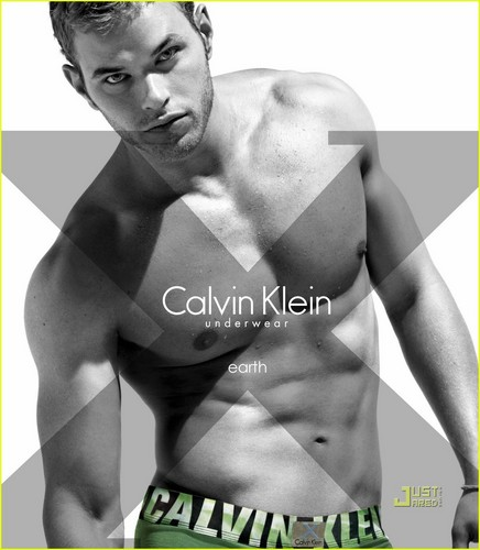 New Calvin Klein Underwear Ads!