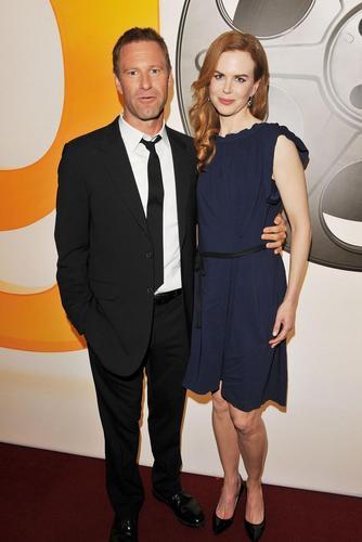 Nicole Kidman and Aaron Eckhart