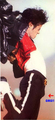 "OMG!!!! I'm not looking at ""IT"" !!! - michael-jackson photo"