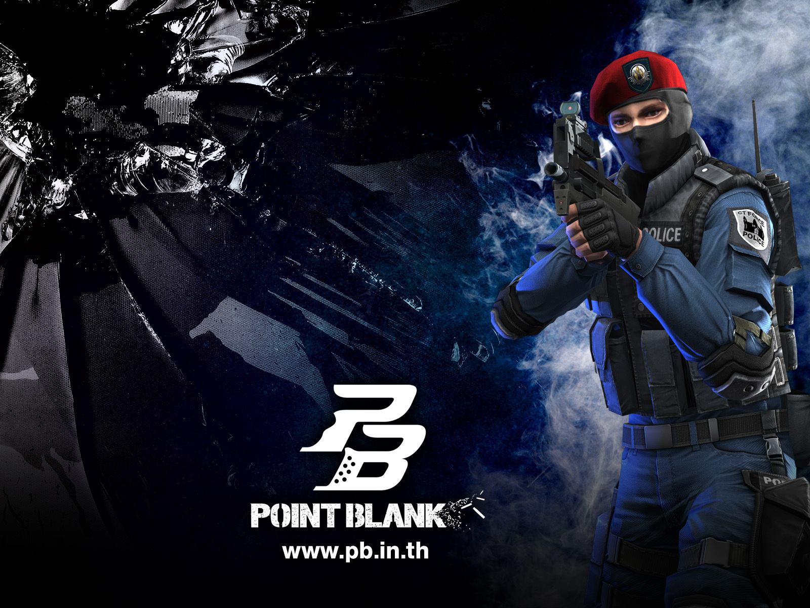 Point Blank Online Wallpaper