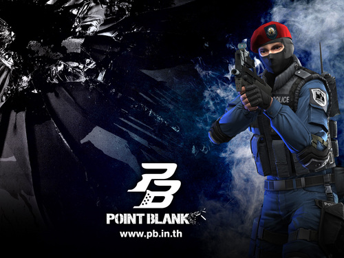 Point blank online wallpaper titled PB wallpaper