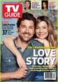 Patrick Dempsey & Ellen Pompeo on TV Guide - greys-anatomy photo