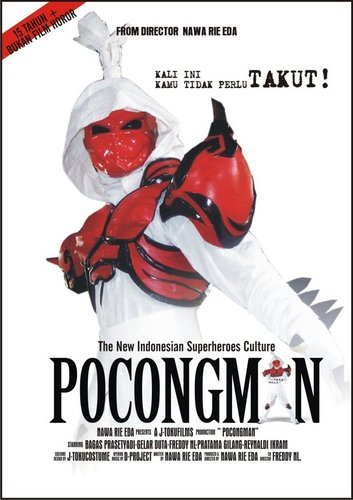 PocongMan new indonesia super hero (tv series)