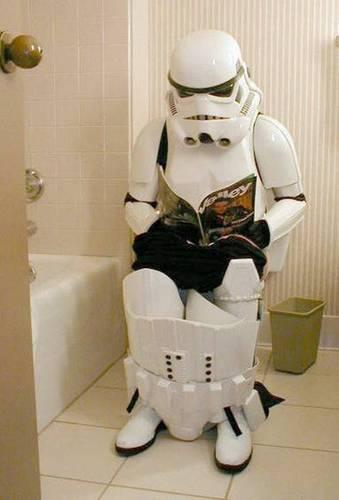 Poop Trooper