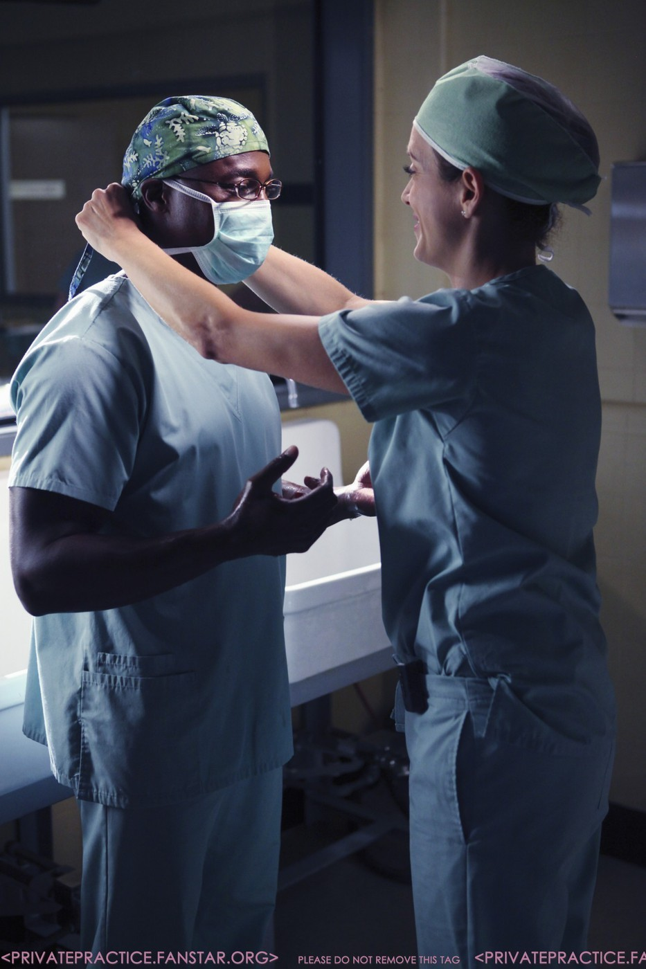 Sam and Addison images Private Practice - Episode 4.03 ...