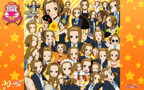 Tainaka Ritsu wallpaper titled Ritsu Tainaka