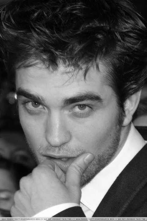 Rob in Black and White