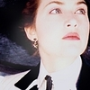 titanic fotografia with a business suit and a portrait titled Rose