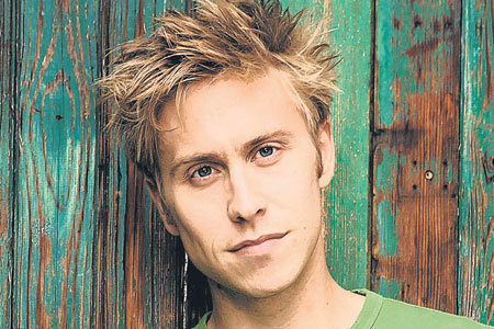 Russell Howard Pic