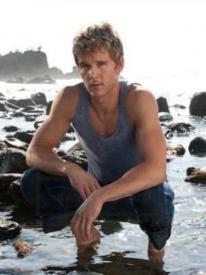Ryan Kwanten wallpaper probably with a bagnante entitled Ryan Sep 2010 Photoshoot