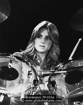 Sandy West in 1978