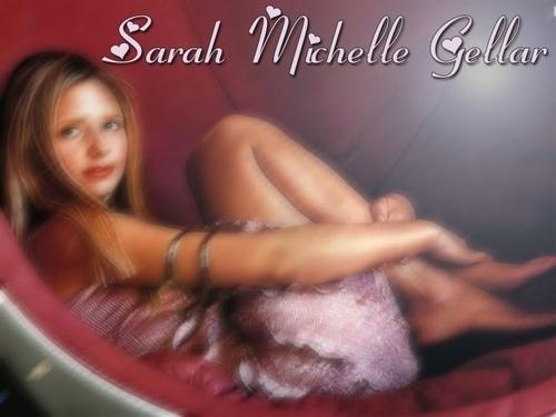 Sarah Michelle Gellar! <3