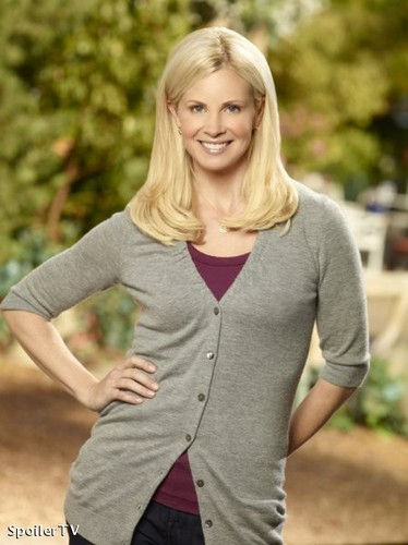 Parenthood (2010) wolpeyper possibly containing a pullover, a cardigan, and an outerwear entitled Season 2 Promo - Kristina