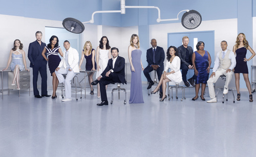 Season 7 - Cast Promotional photo (HQ Version)