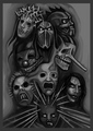 Slipknot Art - slipknot fan art