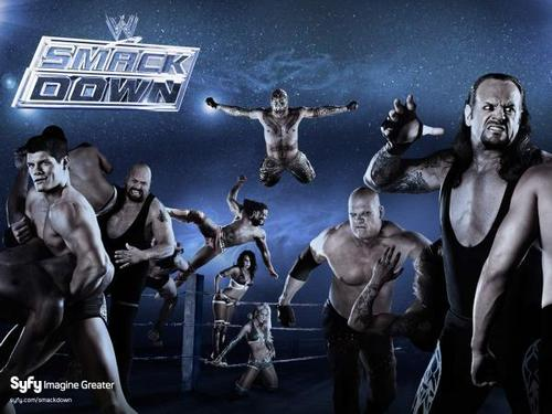 Smackdown moves to SyFy