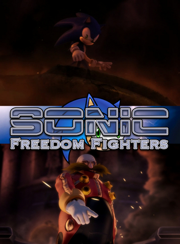 Sonic Freedom Fighters Poster