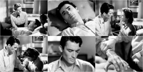 Gregory Peck Обои entitled Spellbound - Picspam