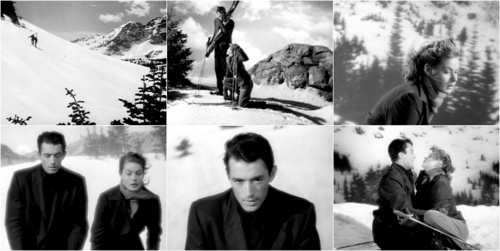 Gregory Peck 바탕화면 called Spellbound - Picspam