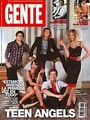 Teen Angels en Gente 2010