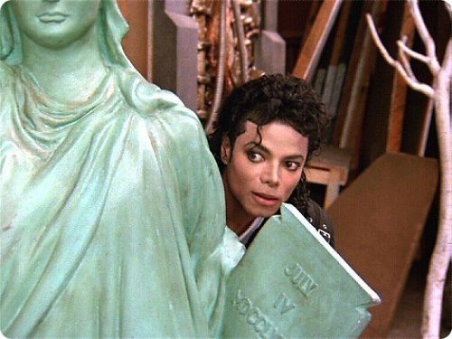 Tell'em that it's human nature, Michael.