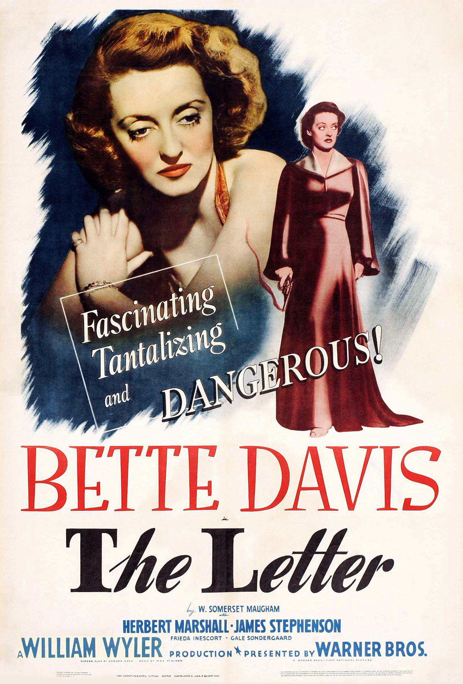 The Letter - Bette Davis Photo (15644956) - Fanpop