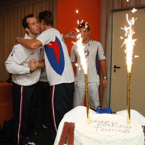 Tomas Berdych 25th birthday !!!