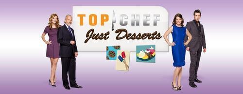 상단, 맨 위로 Chef Just Desserts