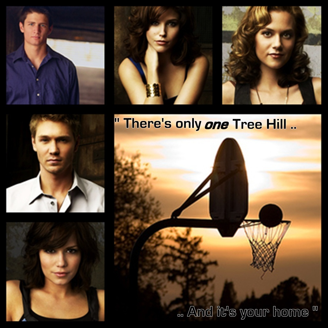 Tree hill. - ONE TREE HILL Photo (15658869) - Fanpop