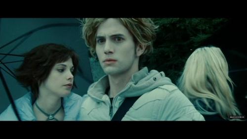অ্যালিস্ কুলেন দেওয়ালপত্র with a portrait titled Twilight Movie Screencaps (HQ)