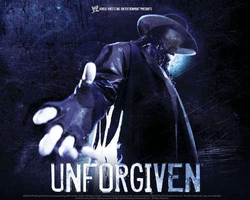 Unforgiven 2007 Poster