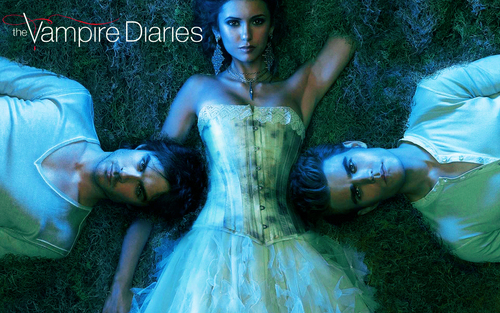 Vampire Diaries Wallpaper - the-vampire-diaries-tv-show Wallpaper