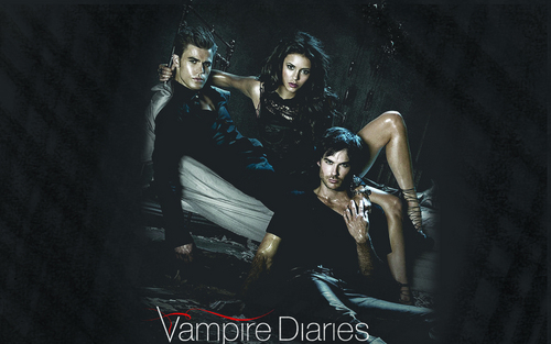 The Vampire Diaries TV Show wallpaper called Vampire Diaries Wallpaper