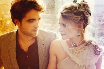 Vogue - Robert Pattinson (2009) (new)