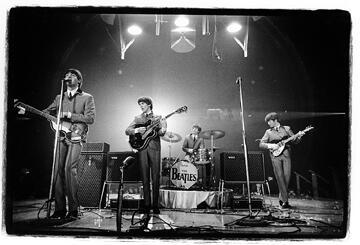 Washington Coliseum - the-beatles Photo
