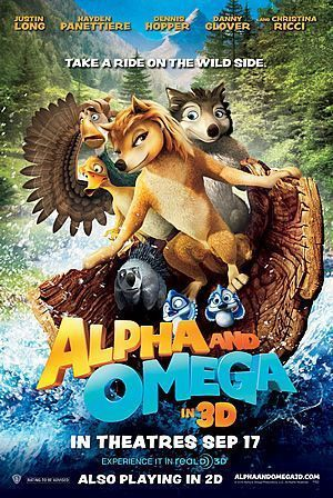 alpha and omega poster 2