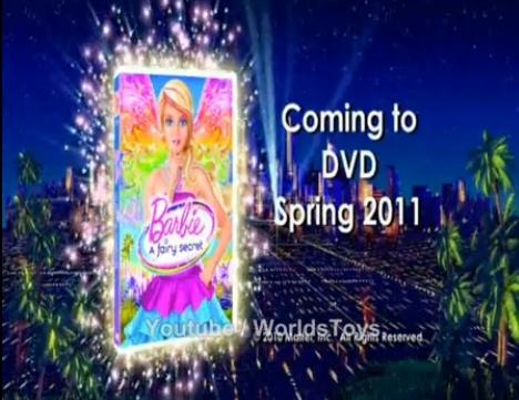 Barbie víla tajemství - Barbie - filmy foto