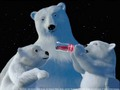 coke and the polor bear - coke photo