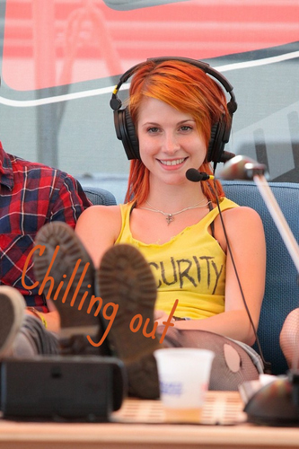 cute Hayley<3