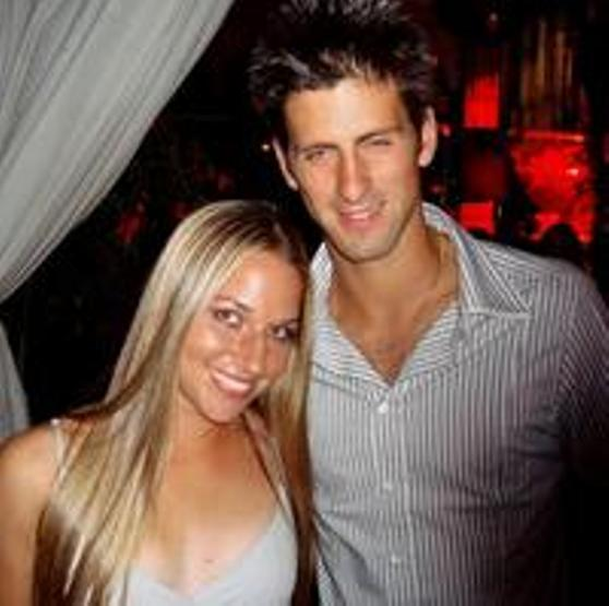dominika cibulkova and novak djokovic