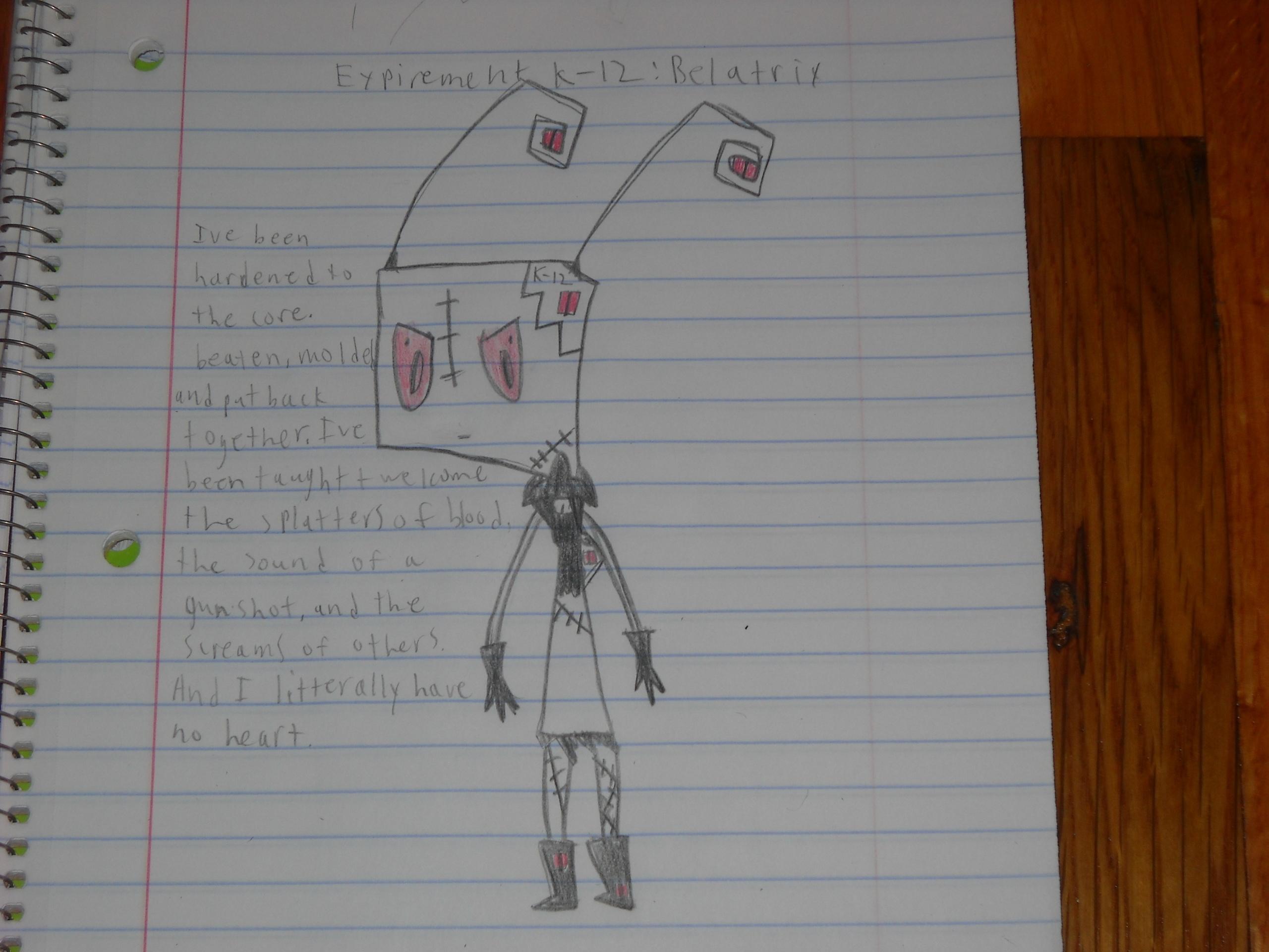 expirement k-12: belatrix