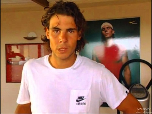 fitness with Rafa Nadal 3!!