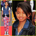 ha willow - willow-smith-style photo