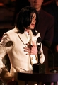 handsome in white - michael-jackson photo