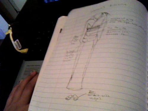 i drew a womans कीमोनो, किमोनो