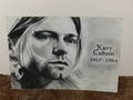 kurt cobain - kurt-cobain fan art