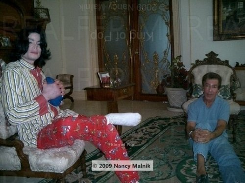 michael in pj