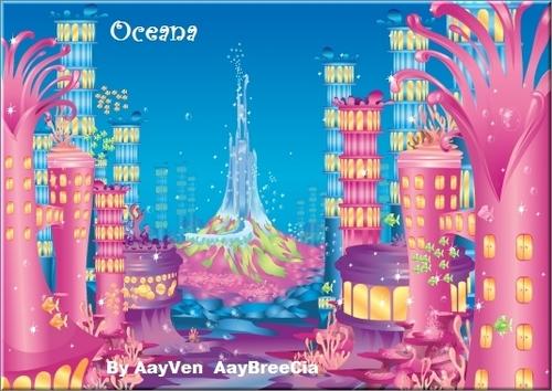 my New work!!! Oceana